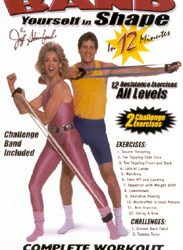 Band Yourself in Shape Exercise Program